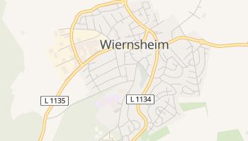 Wiernsheim online map