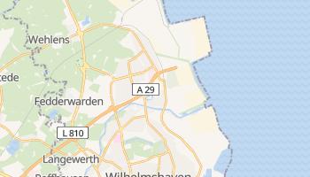 Wilhelmshaven online map