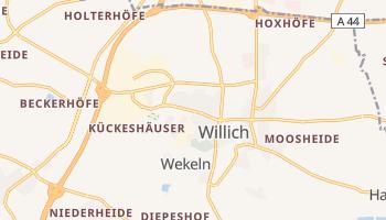 Willich online map