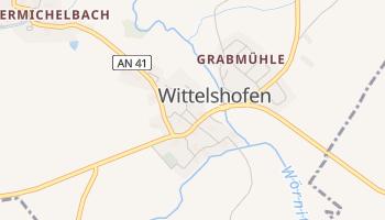 Wittelshofen online map