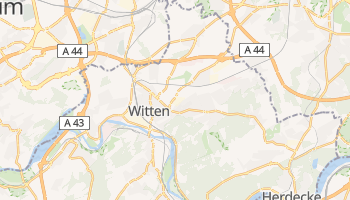 Witten online map