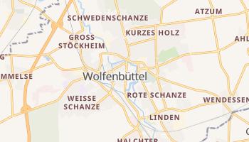 Wolfenbuttel online map