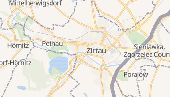 Zittau online map