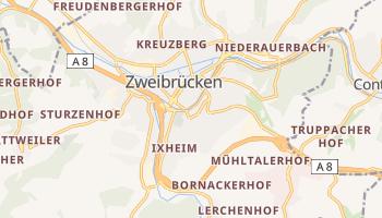 Zweibrucken online map