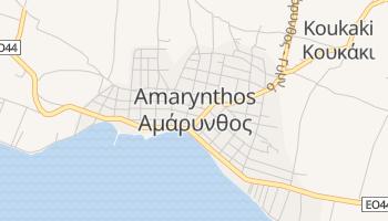 Amarinthos online map