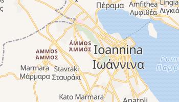 Loannina online map