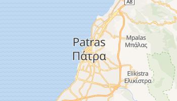 Patras online map