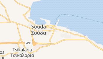 Souda online map