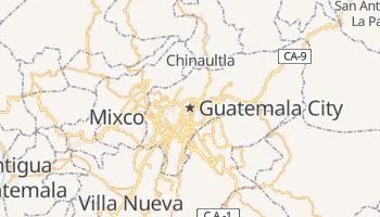 Guatemala online map