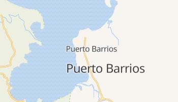 Puerto Barrios online map