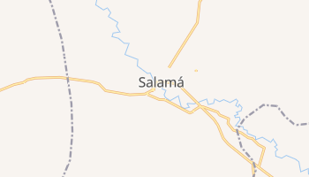 Salama online map
