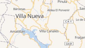 San Miguel Petapa online map