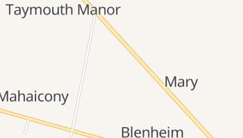 Mahaicony online map