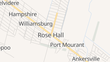 Rose Hall online map