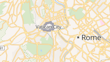 Vatican (Holy See) online map