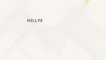 Hillye online map