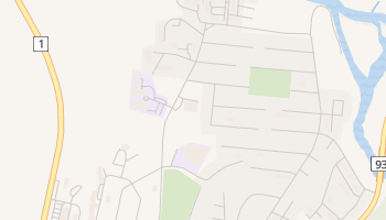 Egilsstadir online map