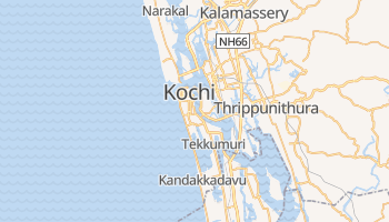 Cochin online map
