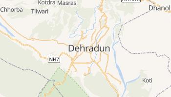 Dehra Dun online map