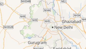 Delhi online map