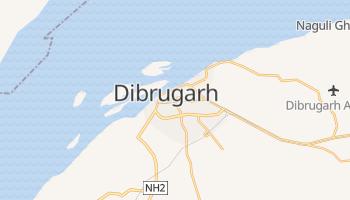 Dibrugarh online map