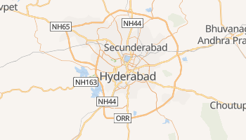 Hyderabad online map