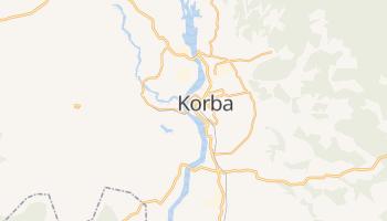 Korba online map