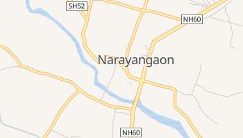 Narayangaon online map