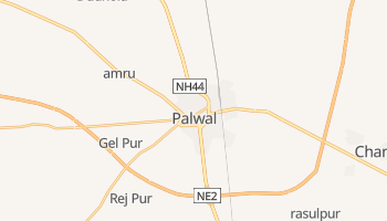 Palwal online map