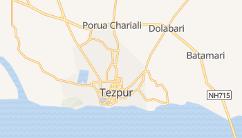 Tezpur online map
