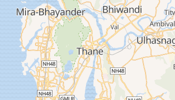 Thane online map