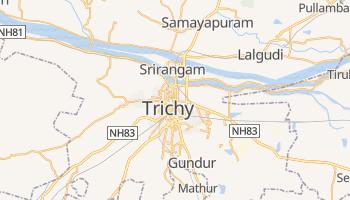 Tiruchirappalli online map