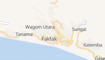 Fakfak online map