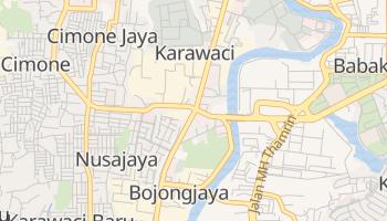 Karawaci online map