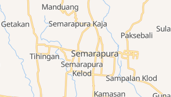 Klungkung online map