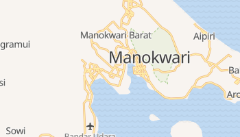 Manokwari online map