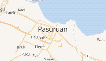Pasuruan online map