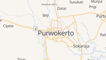 Purwokerto online map