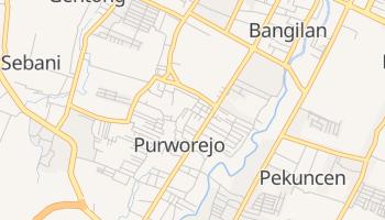 Purworejo online map