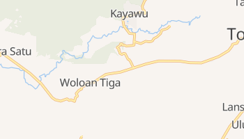 Tomohon online map
