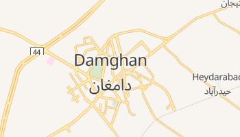 Damghan online map