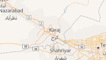Karaj online map