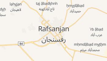 Rafsanjan online map