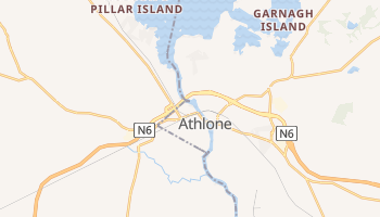 Athlone online map