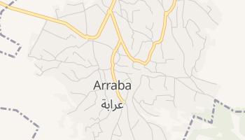 Araba online map