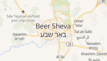 Beer-Sheva online map