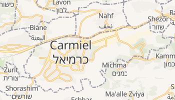 Karmi'el online map