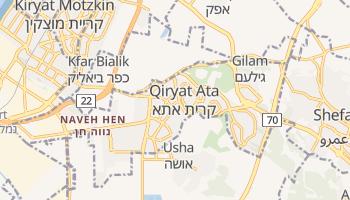 Kiryat Ata online map