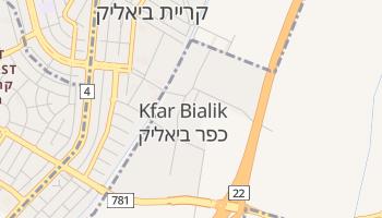 Kuryat Bialik online map