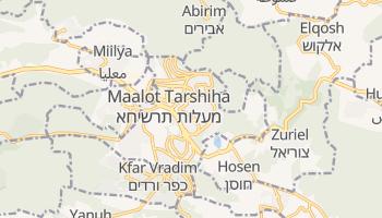 Maalot online map